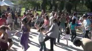 Swing Dance  - Moomba Festival 2011 , Melbourne Australia