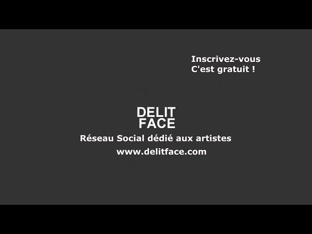 Delit Face  - Réseau Social dédié aux artistes
