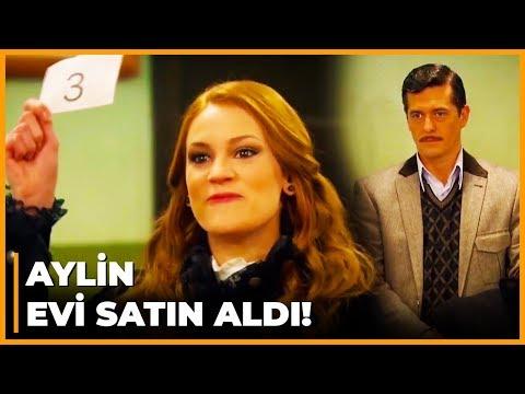 Aylin, Müzayedeye Gelip EVİ SATIN ALDI! - Öyle Bir Geçer Zaman Ki 26. Bölüm
