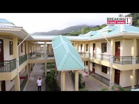 Seychelles Tourism Academy opens new campus facilitiy
