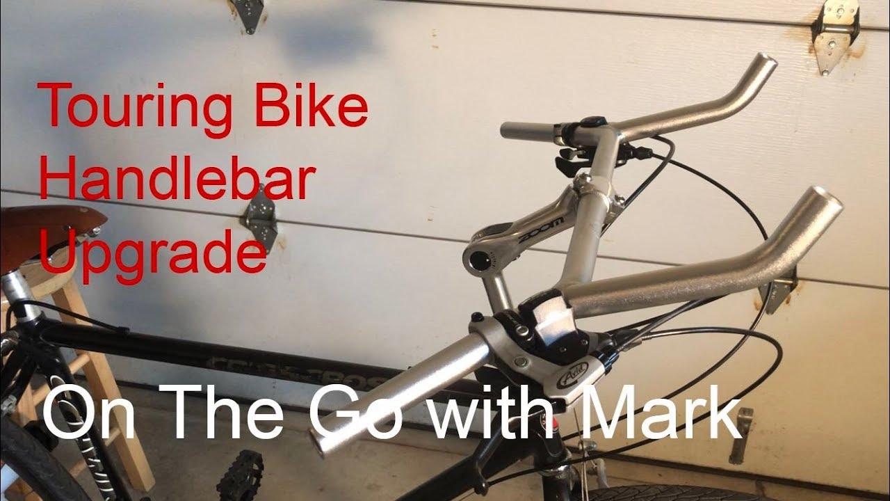 My Schwinn CrissCross Gets a Handlebar Upgrade - On The Go with Mark Ep  5