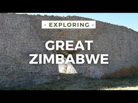 Visit the Great Zimbabwe Ruins