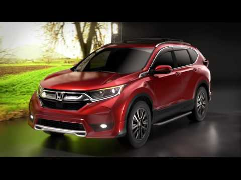 honda cr  accessories preview youtube