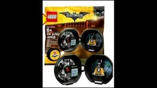 Все наборы по фильму Лего Бетмен
