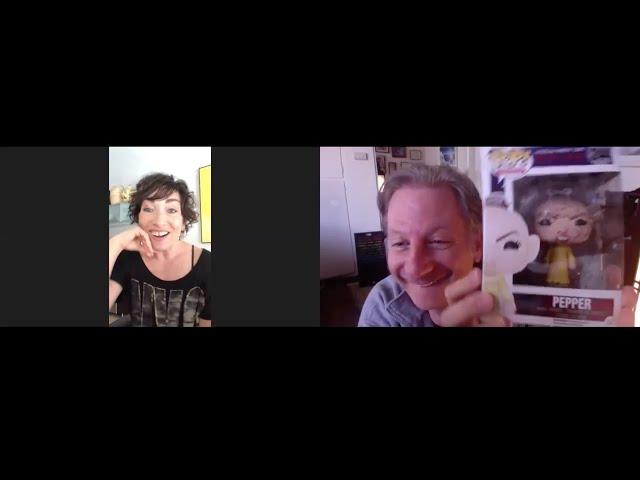 Meet The Biz With David Zimmerman - 7/1/20 - Special Guest: Naomi  Grossman