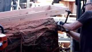 Slabbing Big Wood
