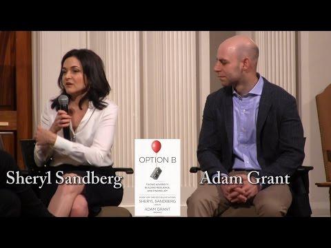 "Sheryl Sandberg & Adan Grant, ""Option B"""
