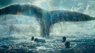 【喵嗷污】人类去深海区猎杀鲸鱼,结果惹怒了深海巨兽,被困海中惨遭致命报复《海洋深处》几分钟看灾难片