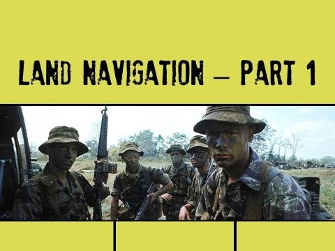 Land Navigation - Part 1