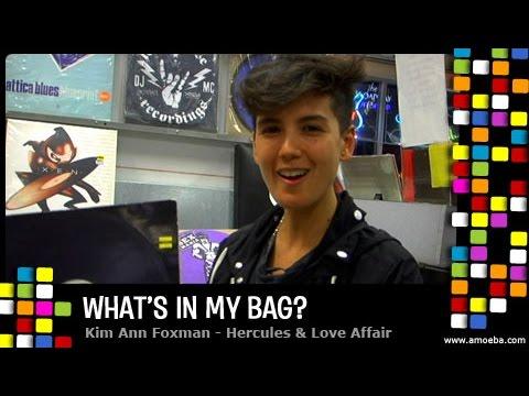 Kim Ann Foxman (Hercules & Love Affair) - What's I...