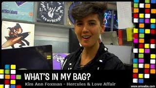 Kim Ann Foxman (Hercules & Love Affair) - What