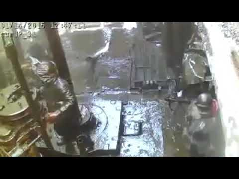Top five oil rig explosion