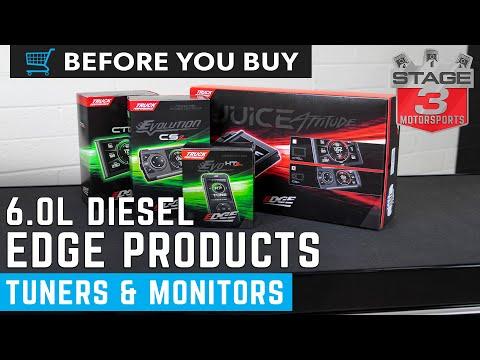 Edge 6.0l Powerstroke Diesel Tuning Options.