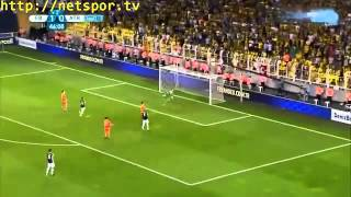 Fenerbahçe 3-0 Atromitos Geniş Özet | Avrupa Ligi Play-Off Rövanş Maçı | 27 Ağustos