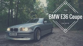 1996 BMW E36 Coupe 320i - 2,0L 150 PS [ Sound & Drive ]