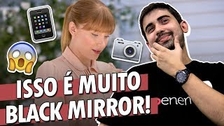 BLACK MIRROR E A MODERNIDADE LÍQUIDA - Prof. Leandro Vieira