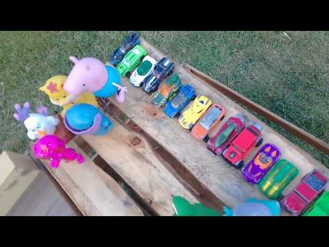 A pista escolhida pelo vencedor dos comentários, 😊 . Hot wheels carros alvarenga.