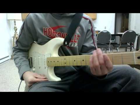 Shine Leon Bridges Guitar Lesson