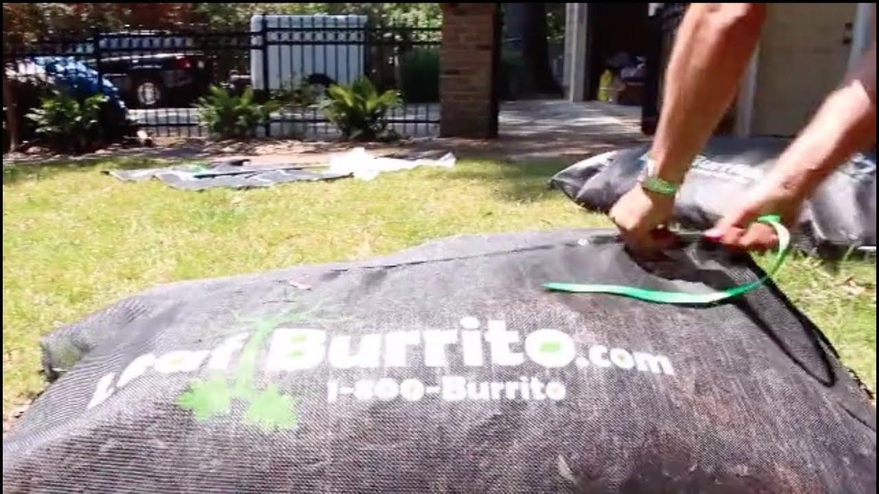 Leaf Burrito® Quick Usage Video