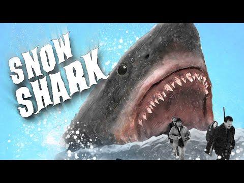 Snow Shark Ancient Snow Beast Trailer