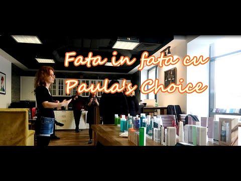 Fata In Fata Cu Paula's Choice   Cateva Informatii Direct De La Corina Allan Si Skincare Gossip