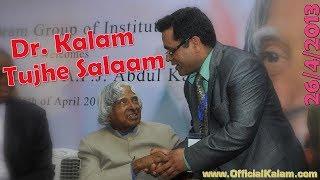 dr kalam tujhe salaam poem by bk gupta