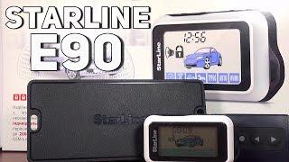 Автосигнализация StarLine E90 Slave Обзор