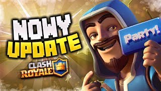 ⚜️ NOWY UPDATE w CLASH ROYALE  SEPTEMBER UPDATE ✨