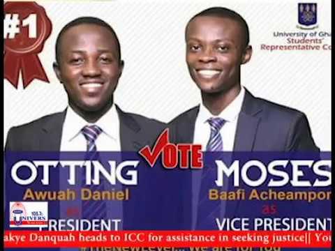 Akan Kasiebo from the University of Ghana (28 04 17)