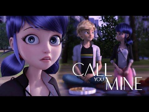 Adrien X Marinette - Call You Mine (Bebe Rexha X The Chainsmokers)