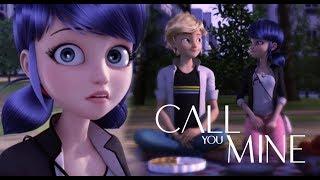 Gambar cover Call You Mine (Bebe Rexha x The Chainsmokers) - Miraculous Ladybug