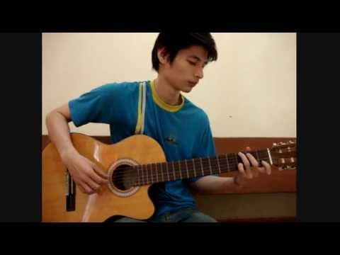 Akustik Gitar - Belajar Melody Lagu (My Heart Will Go On)