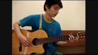 Gambar cover Akustik Gitar - Belajar Melody Lagu (My Heart Will Go On)