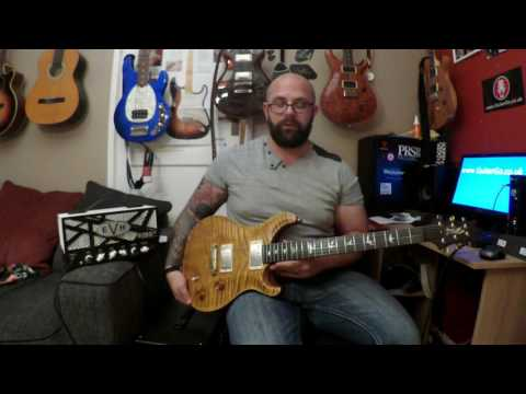 Paul Reed Smith Modern Eagle Review (PRS ME1) 2004