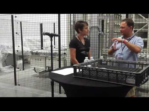 Visite de la Gigafactory de Tesla partie 2