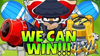 Bloons Tower Defense 5 - New Map Web - Impoppable