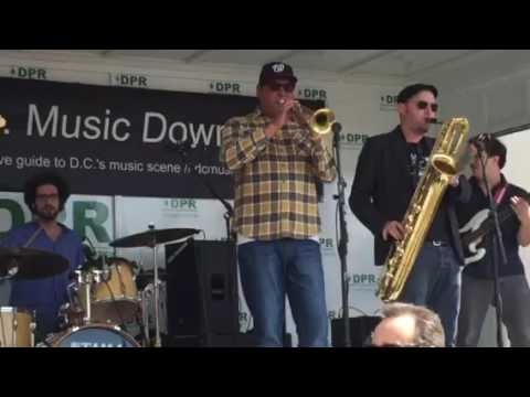 "The Funk Ark ""Fugue State"" @ DC Funk Parade 5/12/16"