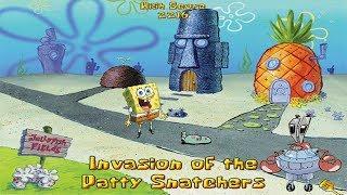 SpongeBob SquarePants: Operation Krabby Patty | Invasion of the Patty Snatchers, Right Side