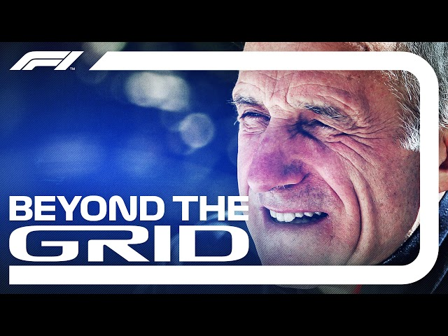Franz Tost Interview | Beyond The Grid | Official F1 Podcast