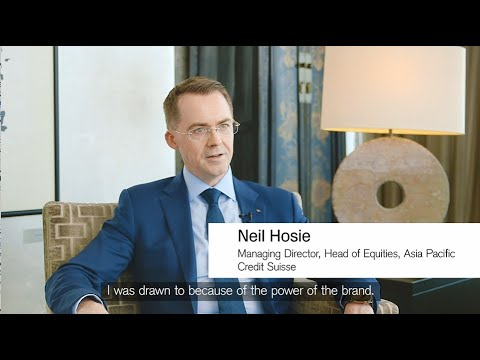 Neil Hosie - Managing Director and Head of Equities, Asia Pacific