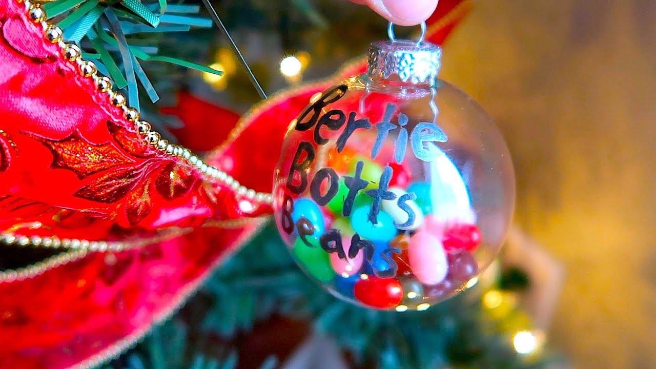 Harry Potter Christmas Ornament Bertie Botts Every Flavor Beans