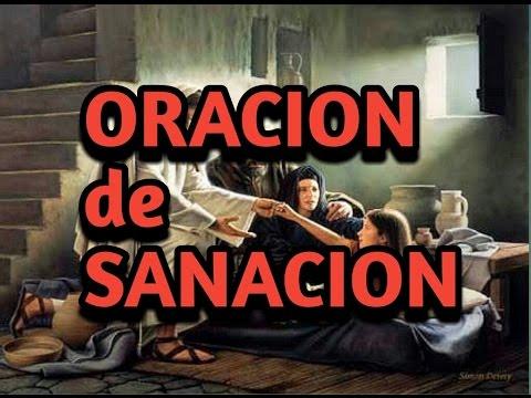 ORACION de SANACION- Sangre y Agua- Oraciones Para Pedirle a Dios