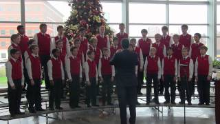 The american boychoir the lord bless you and keep you