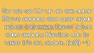 Bing Bang by: Lazy Town w/ lyrics
