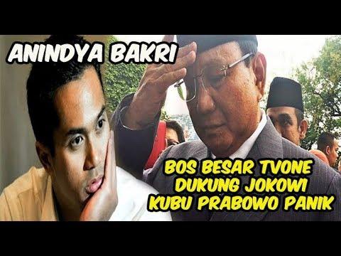 Boss TvOne Mendukung Jokowi, Kubu Prabowo Makin Blingsatan