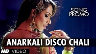 Anarkali disco chali (song teaser) Housefull 2 | Malaika Arora Khan