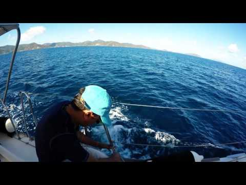 Sailing in the BVI 2015 - GoPro HD