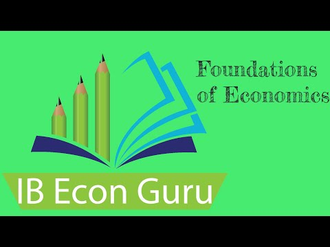 #3 The three basic economic questions