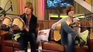 MANDO DIAO- GLORIA  (ACOUSTIC) MTV HOME  |12-06-09|