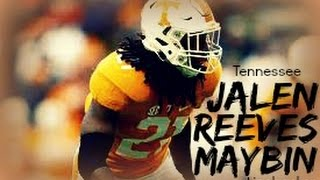 Jalen Reeves-Maybin  Moneybacker  Tennessee Highlights